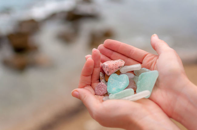 All I Have Close-up Diagonal Glass Hearts Heart Heartshapedglasses Holding Marbels Present For You Sea Gifts Selective Focus Sicily Sicily ❤️❤️❤️ There You Are!