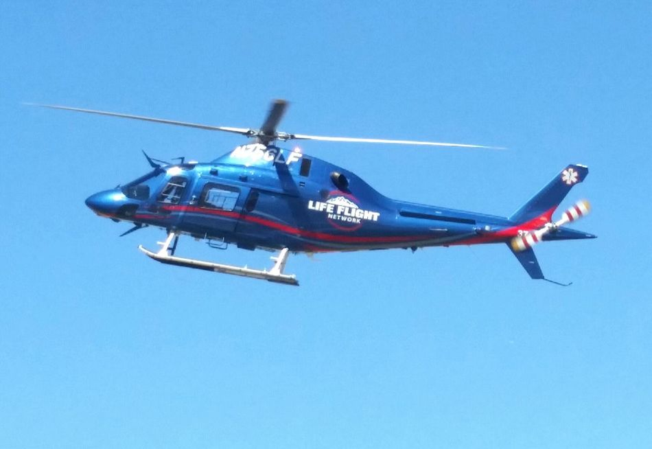 Life Flight A Bird's Eye View Practice Landing Aerial Shot Sol Check This Out Landing Rescuers