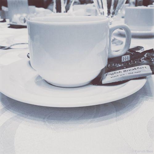 Tea time Hello World