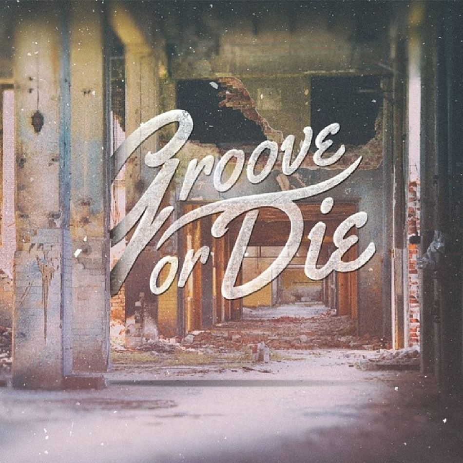 Andy Timmons - Groove or Die Typography Typeverything Dailytype Thedailytype logotypes logo vintagelogo vintagetype AndyTimmons Ibanez typework typespire