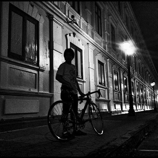 Nigt Ride ! @benzchoui 23.18