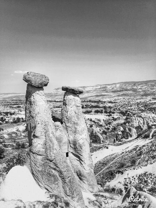 Landscape Nature Hello World Cappadocia