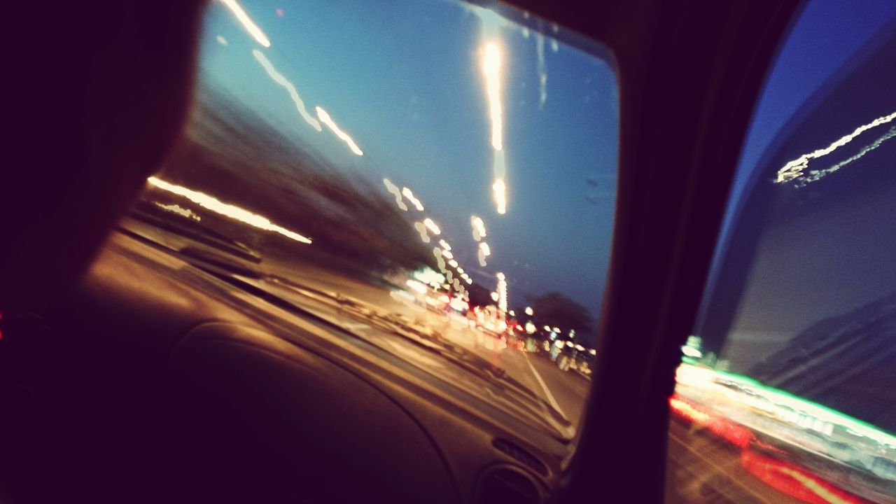 Going fast! Street Street Photography Mobile Photography Outdoors Xperia ZL Yucatan Mexico Ciudad Road Abstract Photography City Life Nightshot🌙 Speed Light Painting Long Exposure Inside Car Passenger Driving Lights In The Night