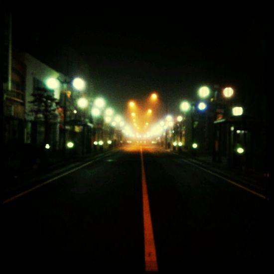 シゴトガエリマチハキリ On The Road Street Photography Night