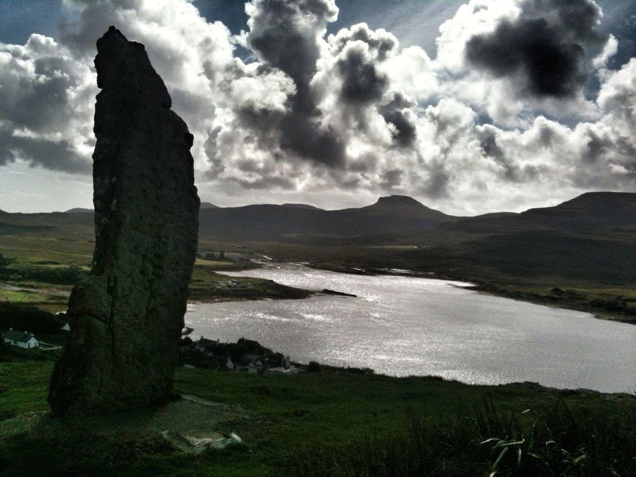 The Duirnish Stone, Isle of Skye