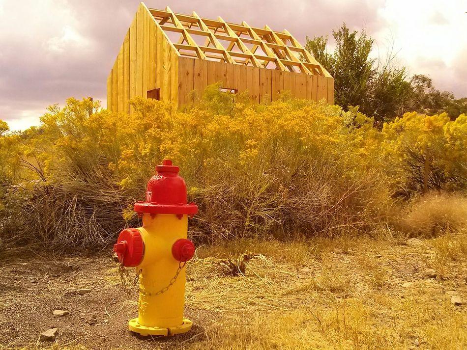 Fire Hydrant Madrid, NM