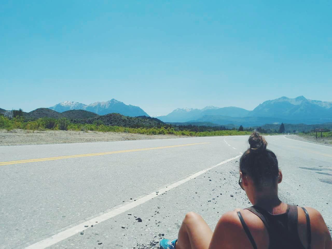 Camino Way Soledad Road Carretera Indecisionmochileros Traveling Viajar