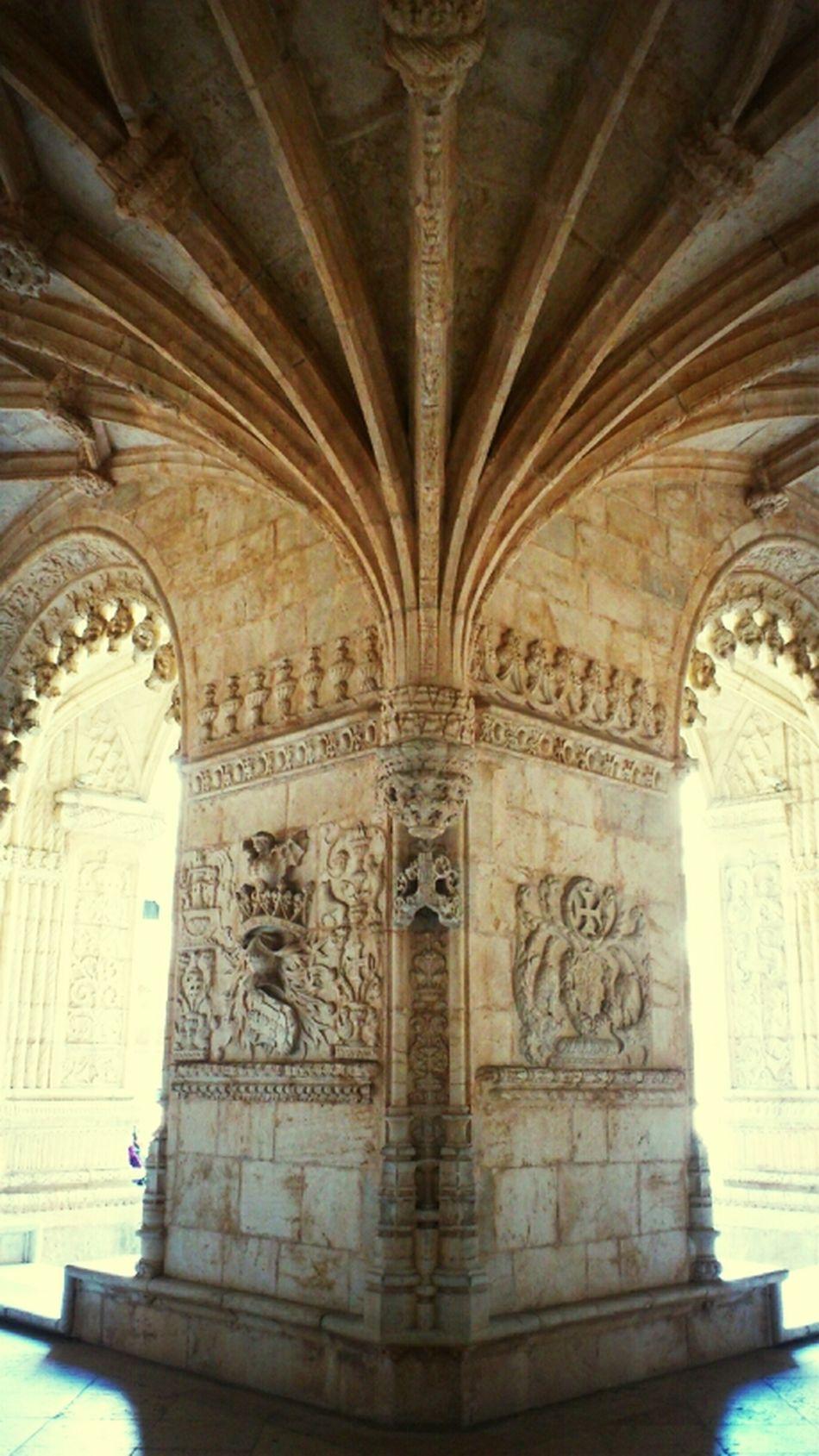 Portugal Belém Monastery Jeronimos