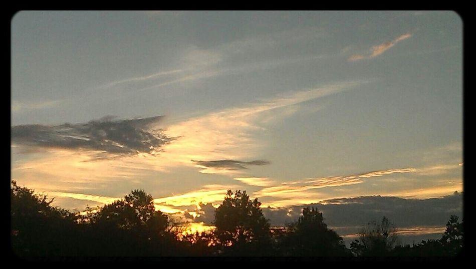East Texas sunrise. Myview Myview@myHome.. Sunrise Sunrise_sunsets_aroundworld