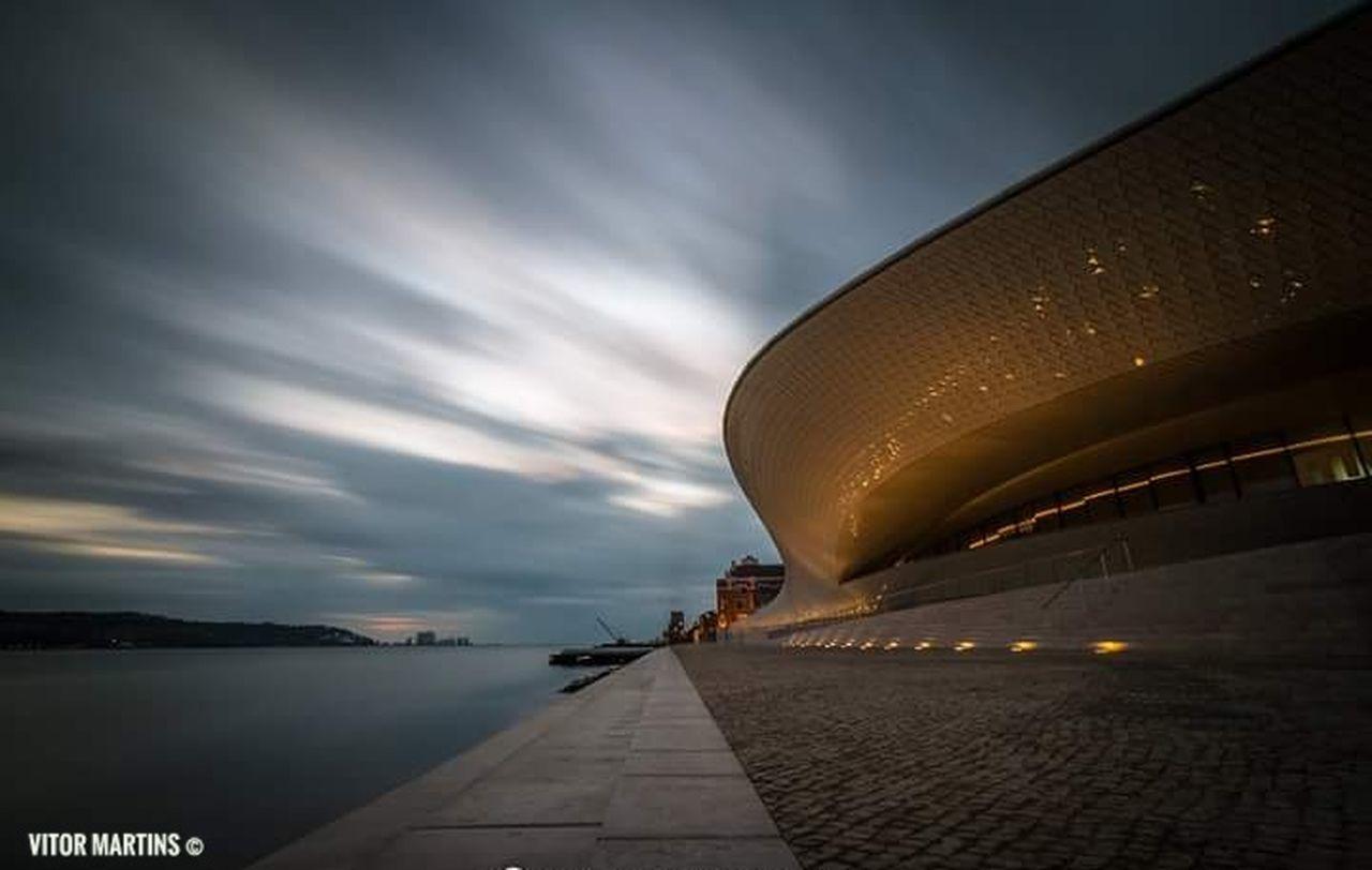 Sea Arts Culture And Entertainment Sky Sunset Night Astronomy Travel Portugal Travel Destinations Lisboa🇵🇹 Lovecity