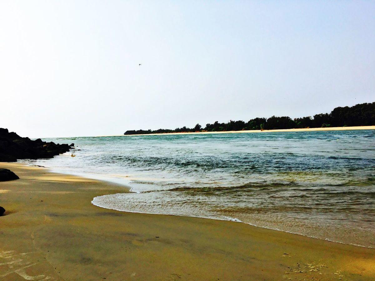 Beach Peaceful Evening Nature_love Love_blue