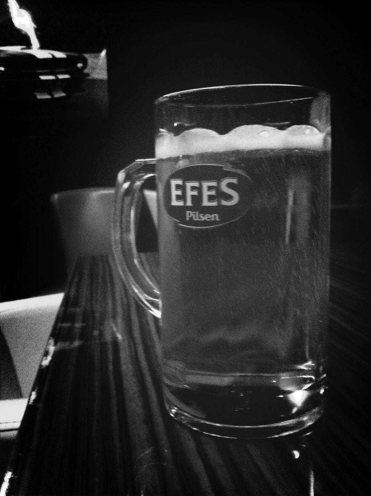 Efes Pilsen Beer Time Drinks