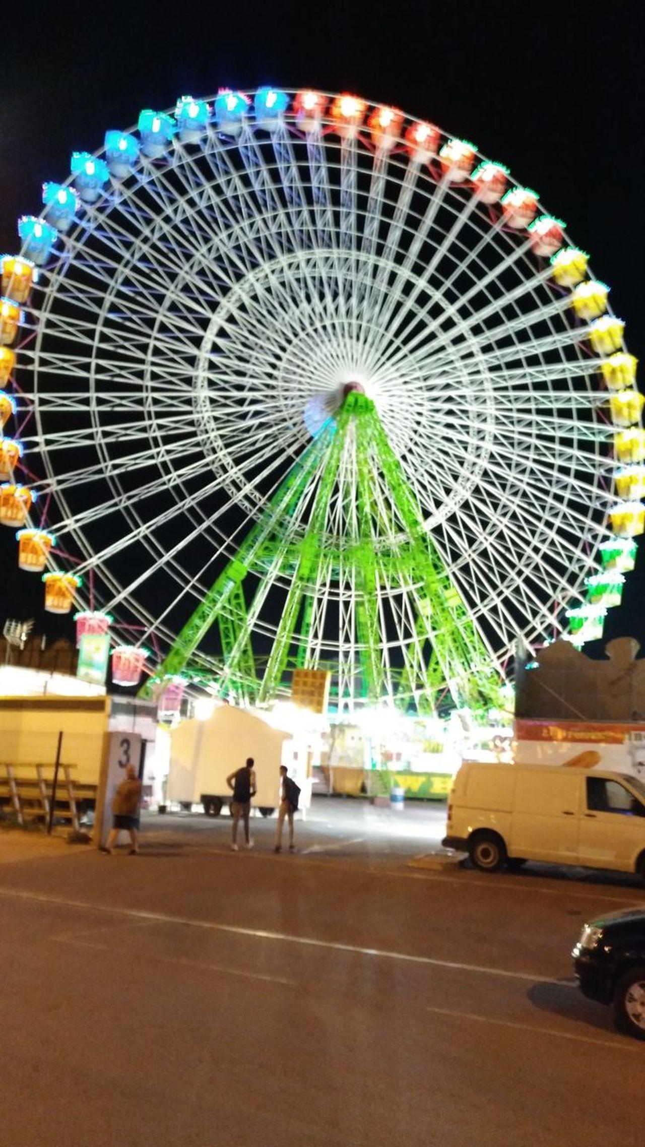 Noria, Feria