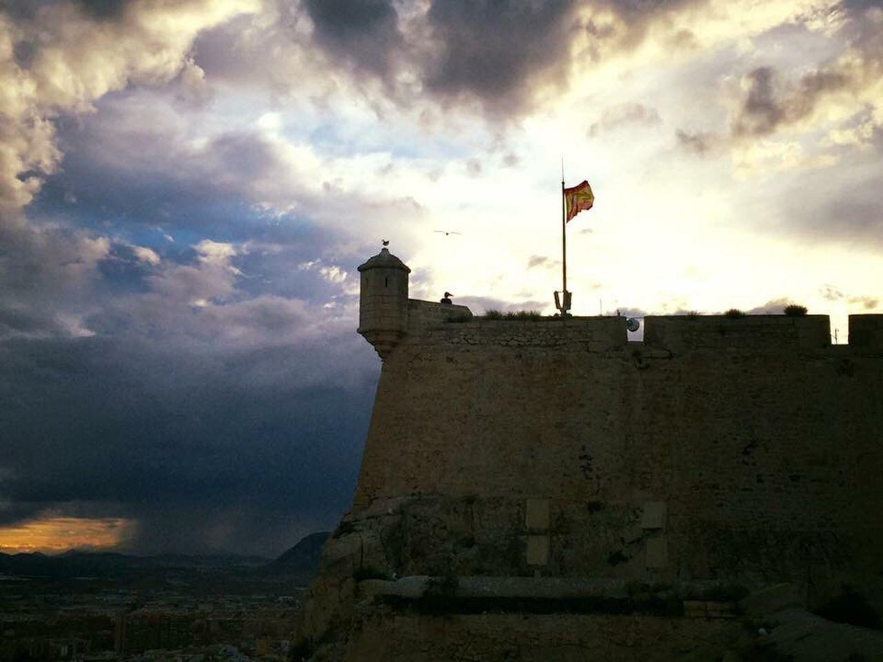 Feel The Journey Alicante Castillo De Santa Bárbara España🇪🇸