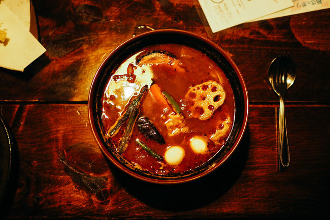 Soup Curry The Foodie - 2015 EyeEm Awards