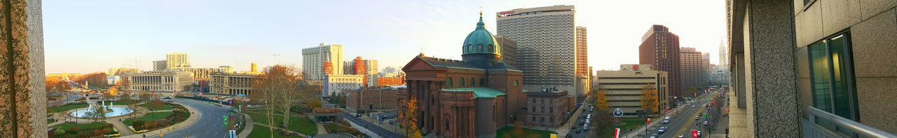 This picture was not easy...had to hang over the damn ledge and to do the panaromic i had to hold still and swivel the phone..well worth it tho..Philadelphia City Skyline Cityscape Architecture Centercity Walkwithme Streetsofphilly Phillyphotographer Lovemycity Samsungphotography Galaxys6edge S6edge Showcase: November Picturing Individuality Perfect Match Cityofbrotherlylove Logansquare Unionpride Cityhall Benjaminfranklinparkway Whatever It Takes Seeing The Sights Showcase Philly The City Light Live For The Story BYOPaper! The Street Photographer - 2017 EyeEm Awards The Photojournalist - 2017 EyeEm Awards The Architect - 2017 EyeEm Awards