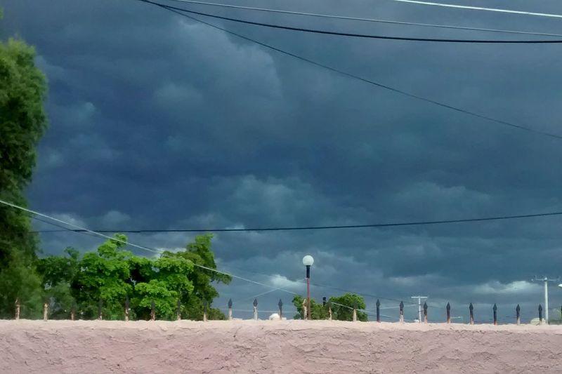 Rain Sky And Clouds Motorolamotog Nofilter