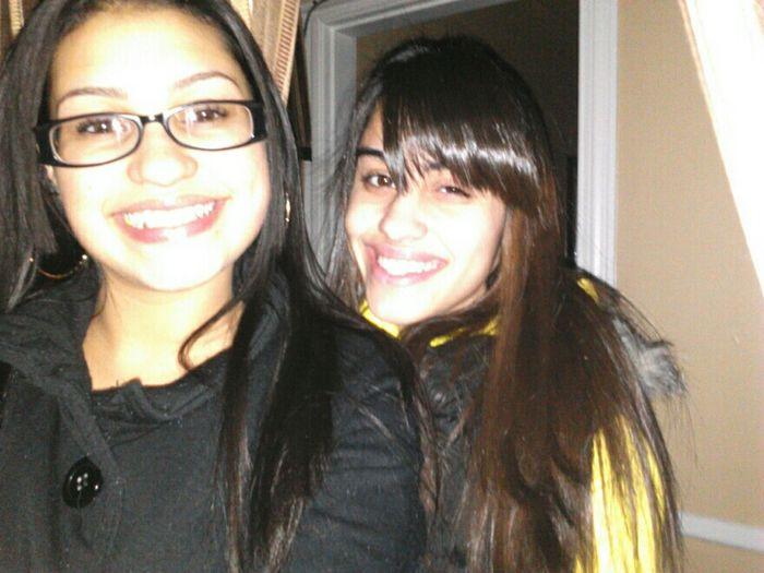 My Lil Sister & I ;*
