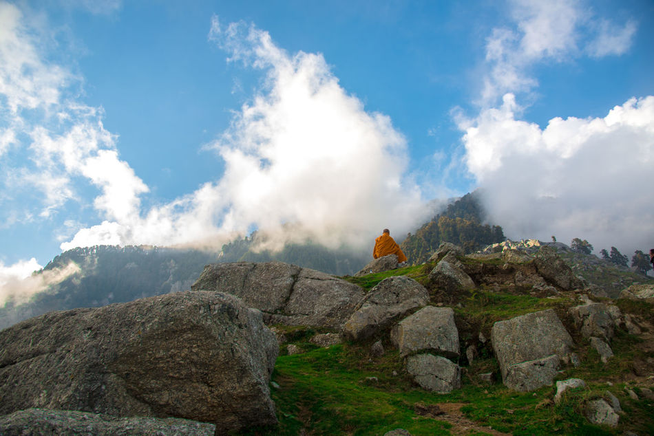 Beautiful stock photos of frieden, Buddhism, Clothing, Cloud, Day