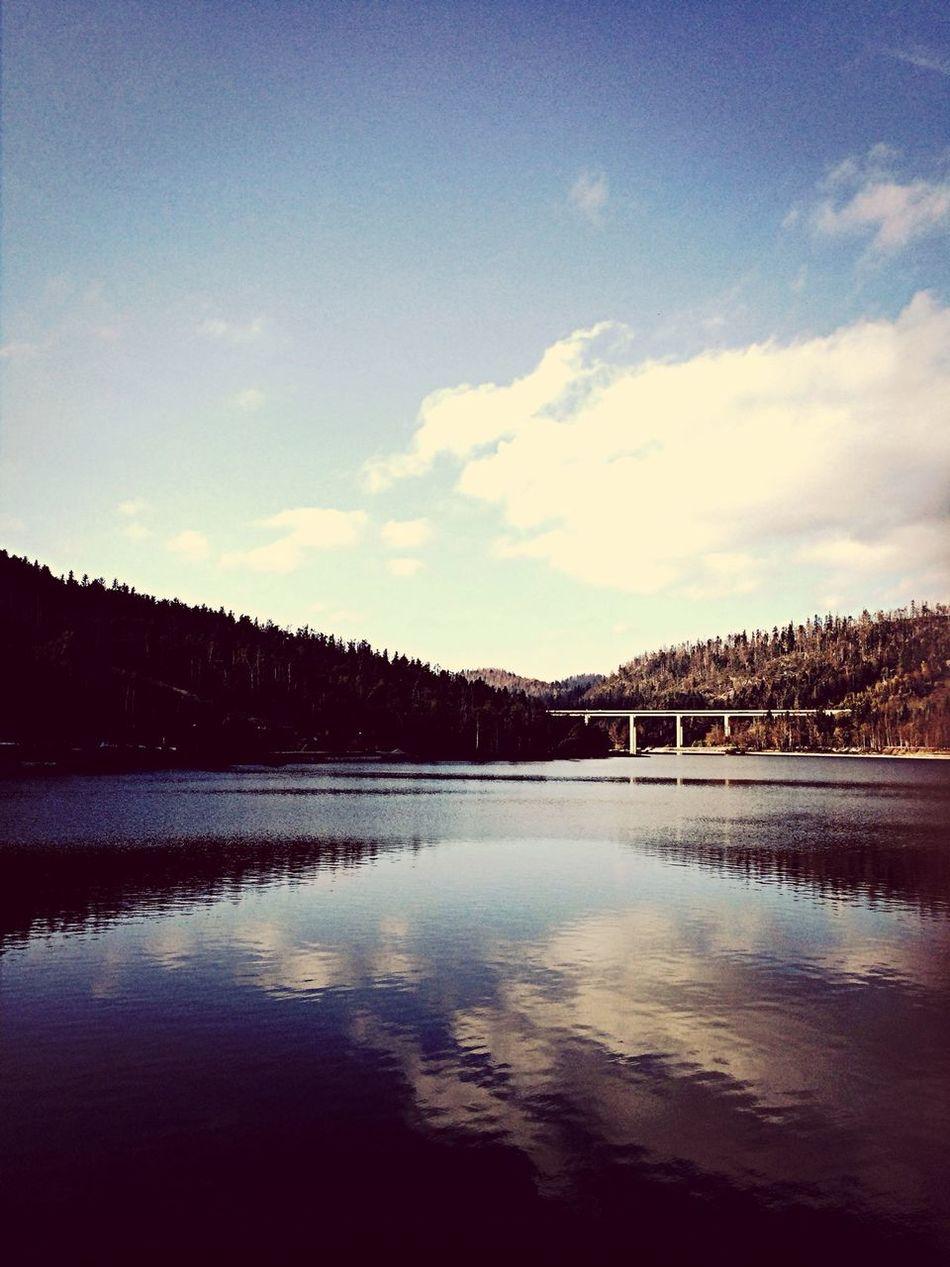Lake View Gorskikotar Fužine Relaxing