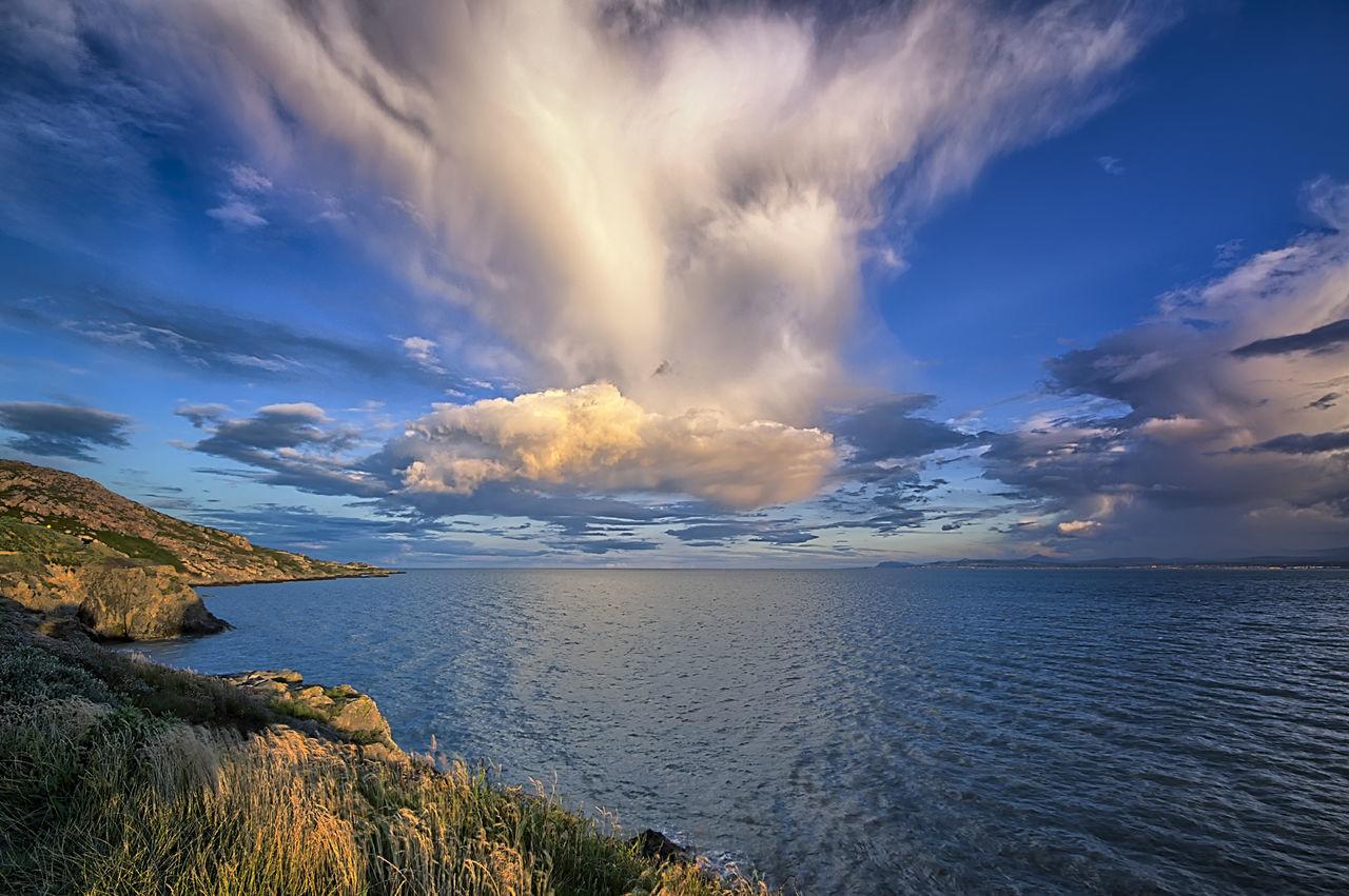 Beautiful stock photos of dublin, Beauty In Nature, Cloud - Sky, Coastline, Day