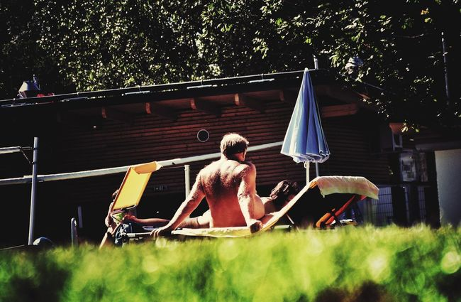People Watching Hanging Out Freibad Scenery Shots Summer In The City The Portraist - 2015 EyeEm Awards The Great Outdoors - 2015 EyeEm Awards From My Point Of View Summer Vibes Holiday POV