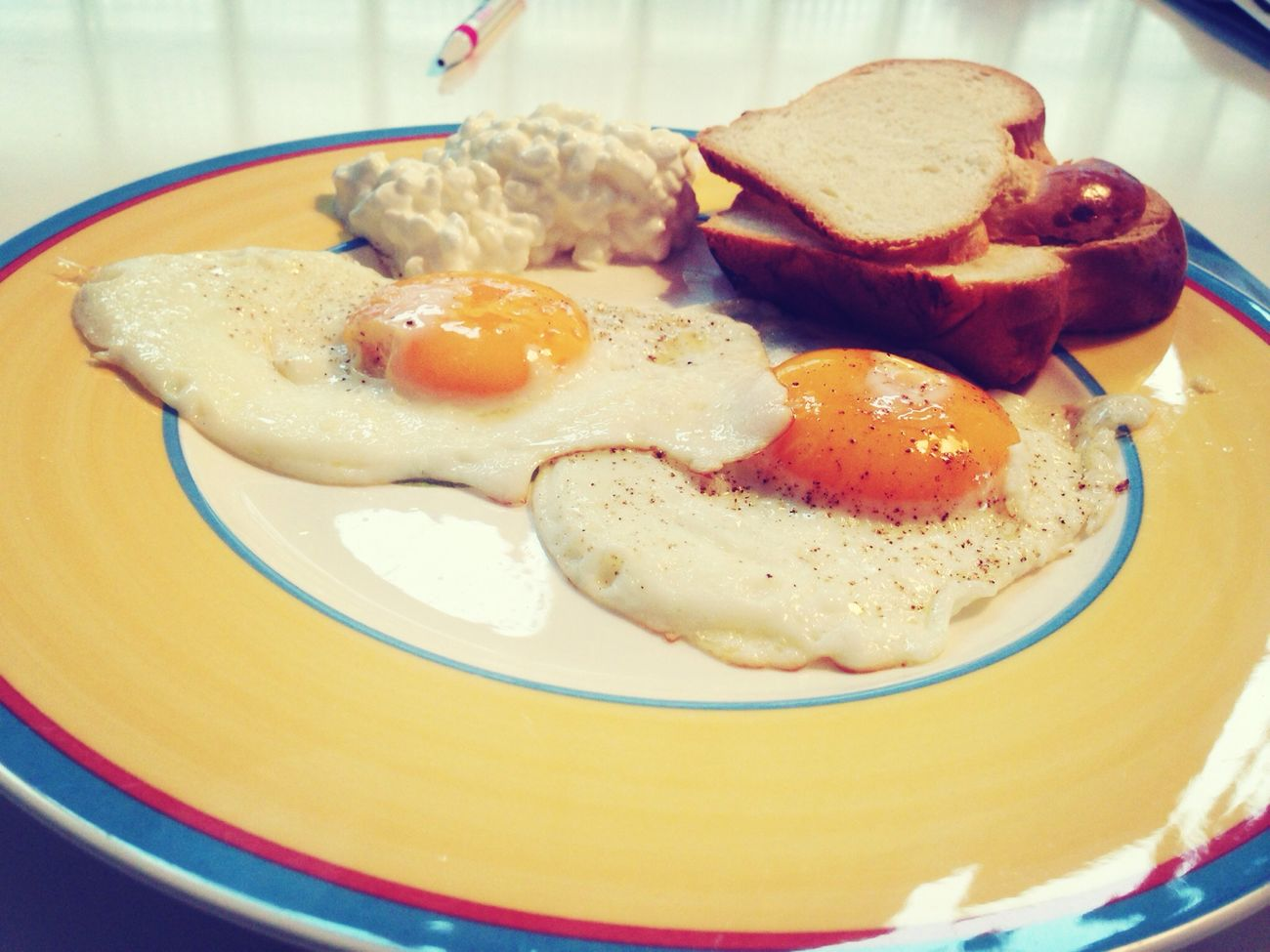 Sonntagsfrühstück Nuttenfrühstück