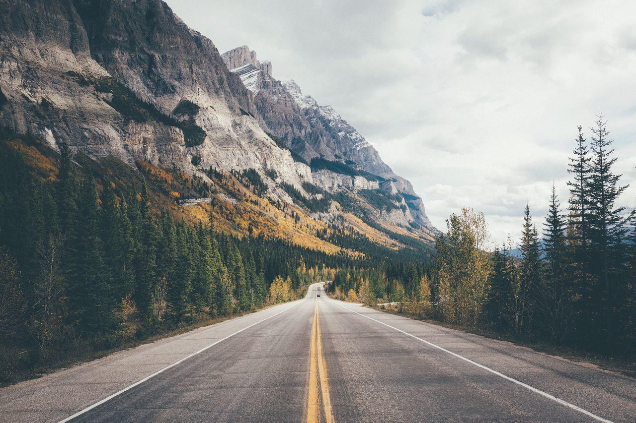 Beautiful stock photos of fall,  Beauty In Nature,  Canada,  Car,  Cloud - Sky