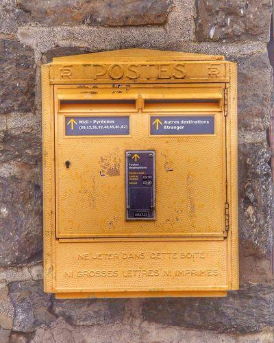 Photographer Photography EyeEm Gallery Pyrenees EyeEm Boîte Aux Lettres Poste Francaise Ptt La Poste