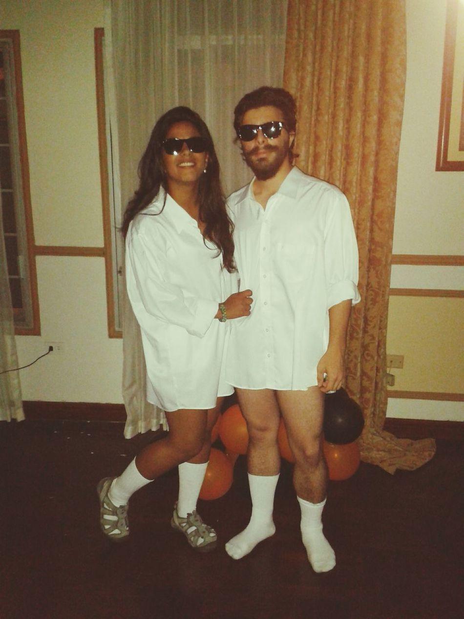 Business Couple Tom Cruise Halloween