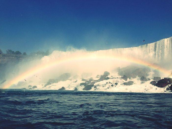 A Rainbow Is Beautiful..it Looks Even Better  Upside Down ;)