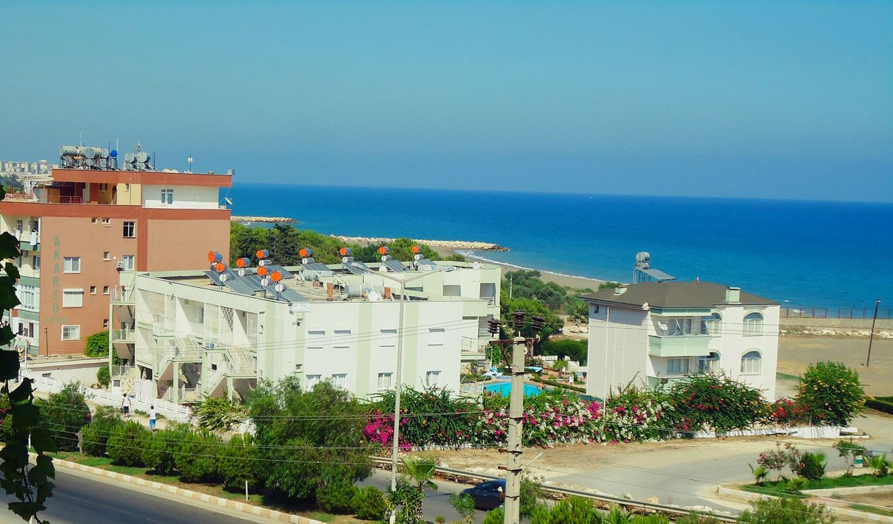 Sea And Sky Akdeniz Building Check This Out Taking Photos Hi! Popular Photo Hello World Beauty Beautiful Nature