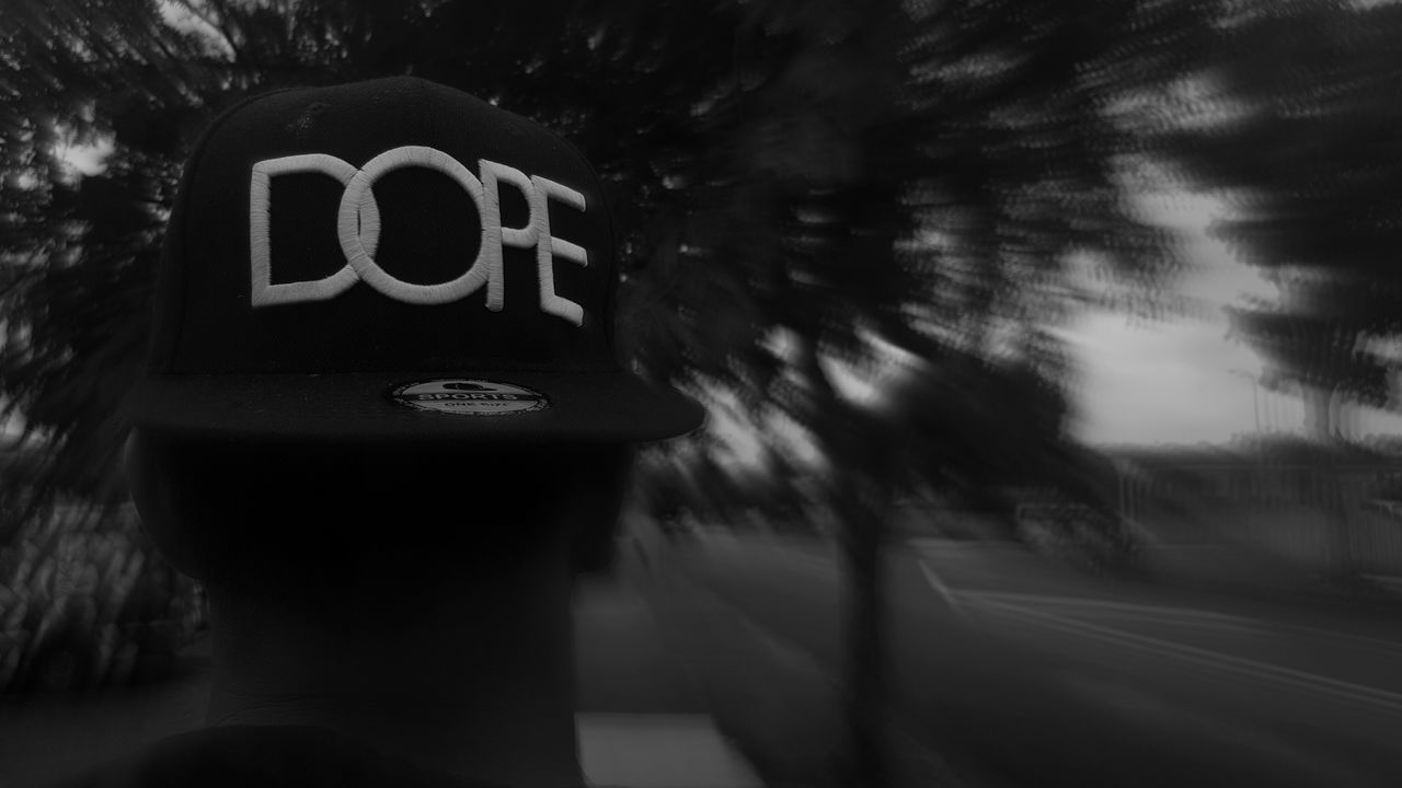 DOPE Brother Hat Focused Motion Blur Zoom Blur Blackandwhite Hanging Out Taking Photos Check This Out Hello World Cheese! Enjoying Life Outside Photography EyeEm Best Shots EyeEm Gallery Boundary Road Street Manukau Auckland New Zealand