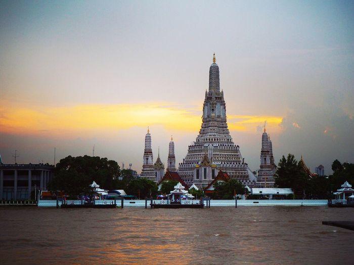 Watarun Watarunbangkok Thedeck Bangkok Thailand. Bangkokview Bangkok City Bangkoklife First Eyeem Photo