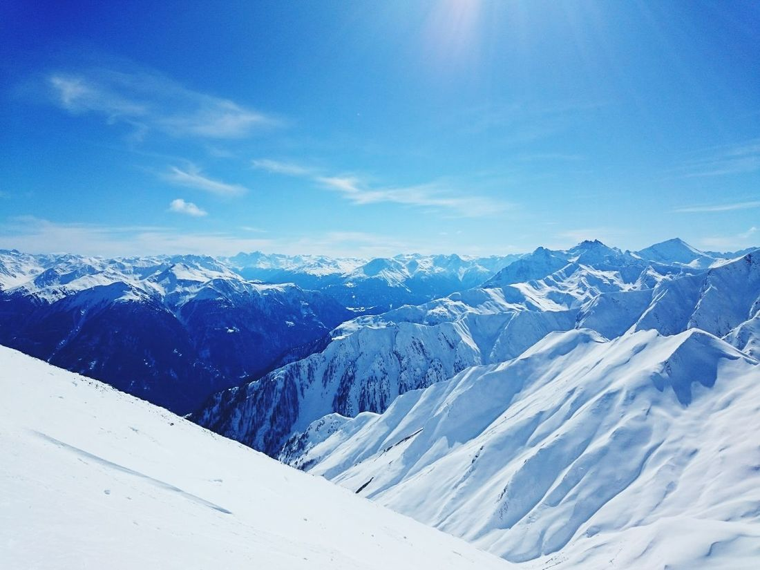 Winter Mountains Snow Perfectweather Niceview Skiing Berglandschaft Schneelandschaft Aussicht