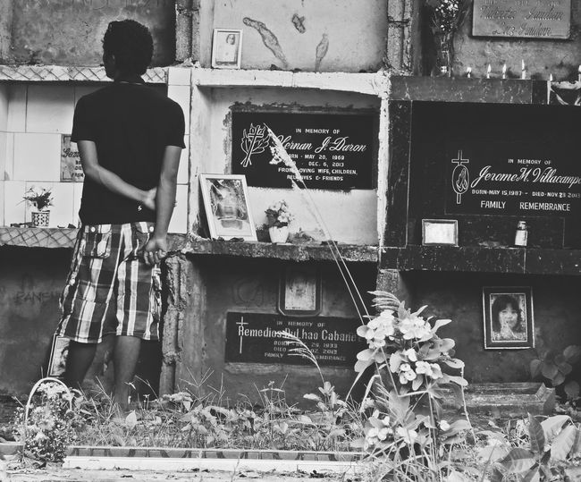 Global EyeEm Adventure - Philippines AllSaintsDay The Photojournalist - 2015 EyeEm Awards