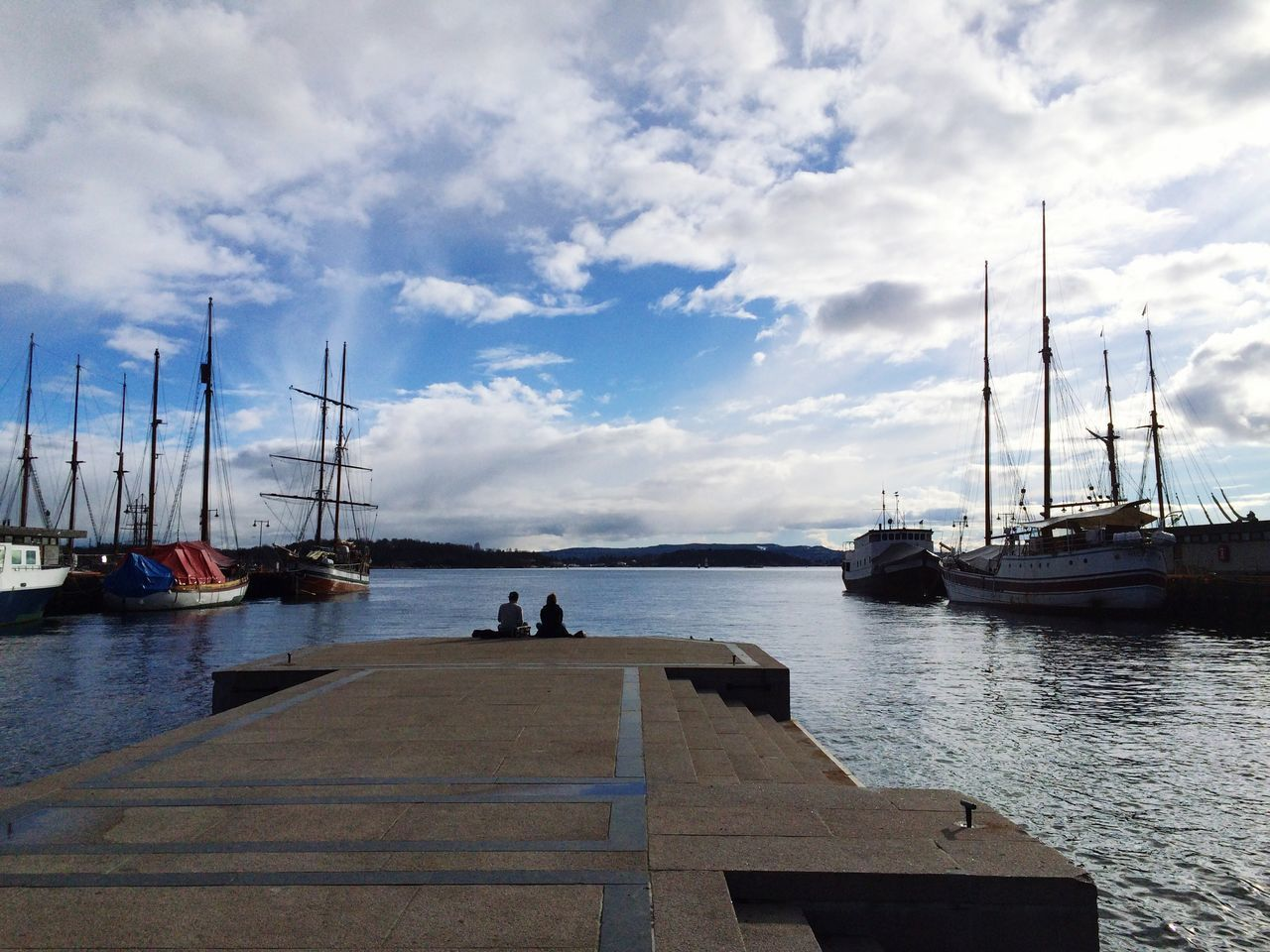 Beautiful stock photos of norway, Boat, Cloud - Sky, Day, Mast