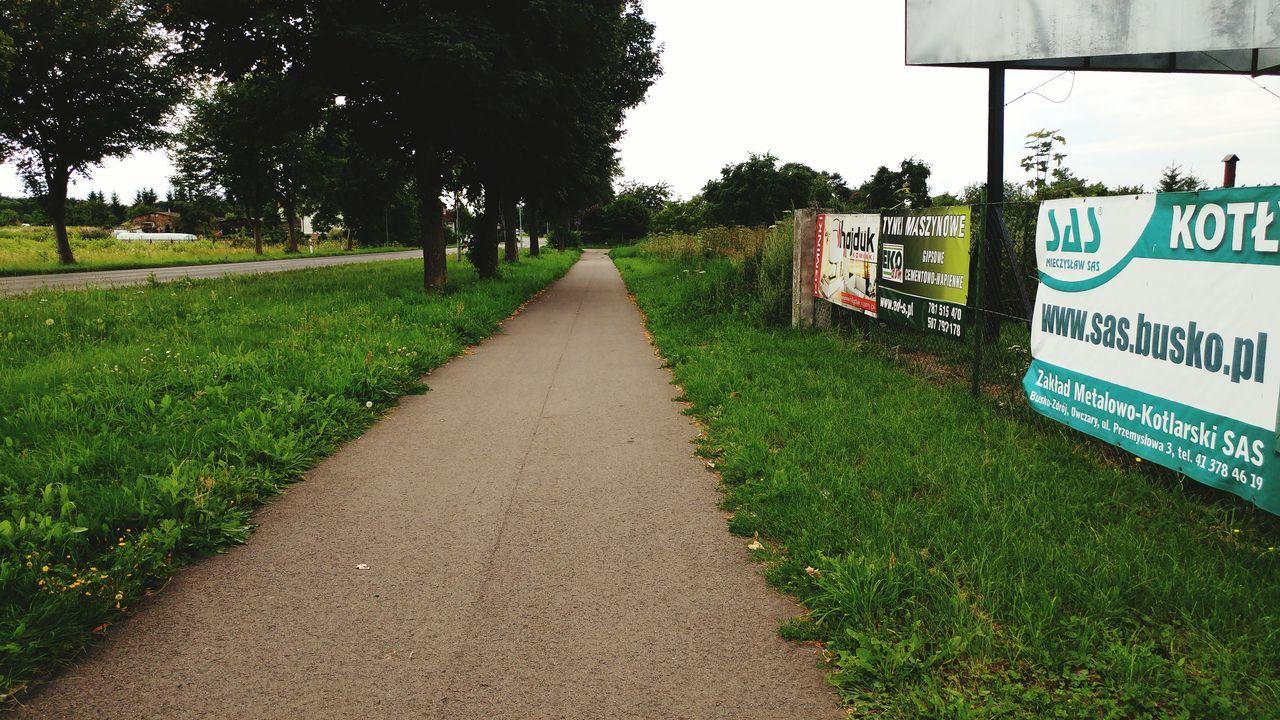 Endless Road...