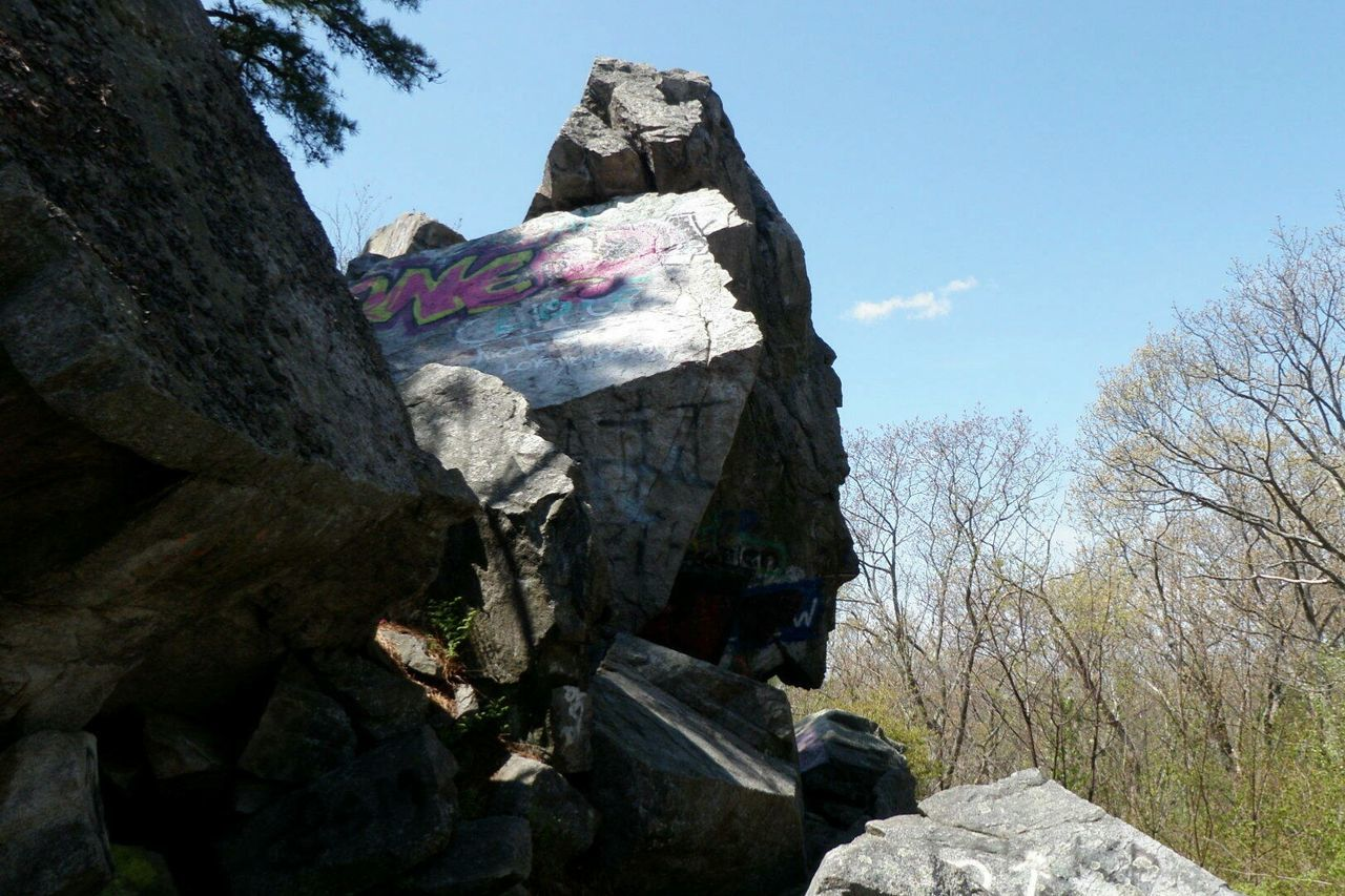 Profile Photo Profile Rock located in Freetown Massachusetts Native Americans Believe it to be the Image Of Massasoit Hiking_walking Interesting Places Rock Formations Shadows Olympus Tough The KIOMI Collection