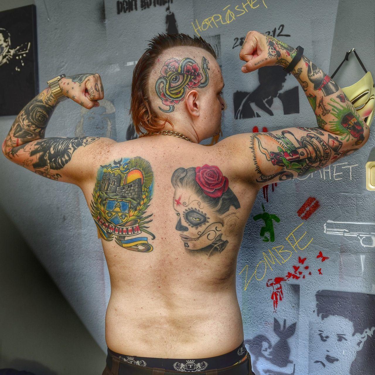 Kolla nu, alla tjejer som inte dejtar mig. Vem kan säga nej till dessa tatueringar? Date Forever Alone Smart Chick's Don't Dig Tattoos Partille