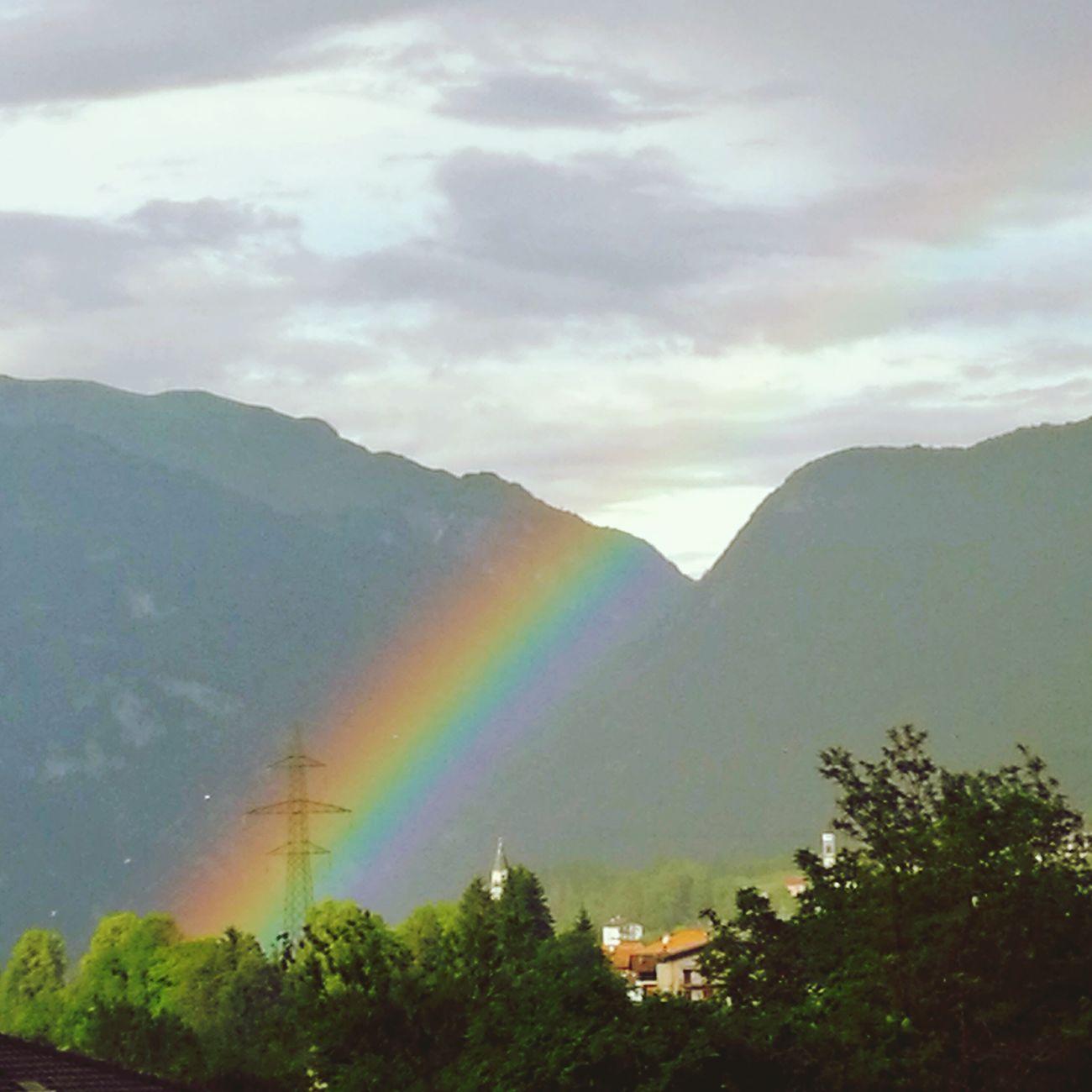 Arcobaleno  Rainbow First Eyeem Photo