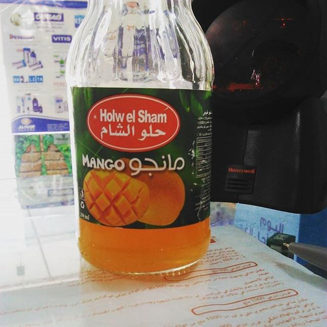 Mango Manga Drink Jouic Mango_juice Manga_art مانجو عصاير مانجا
