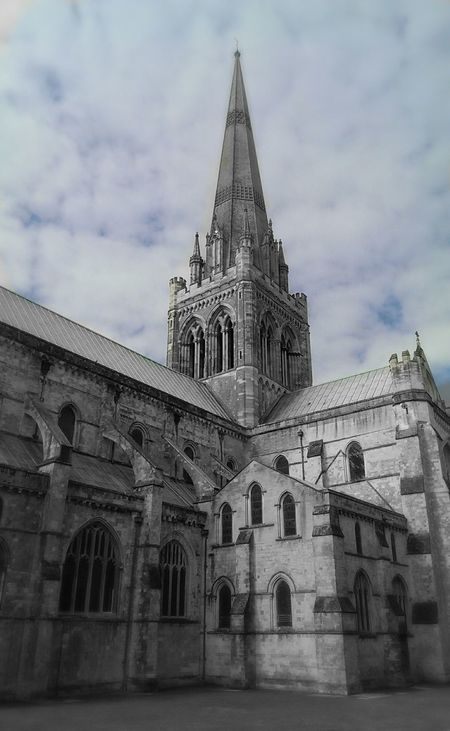 Chichester Architecture Cathedral Buildings