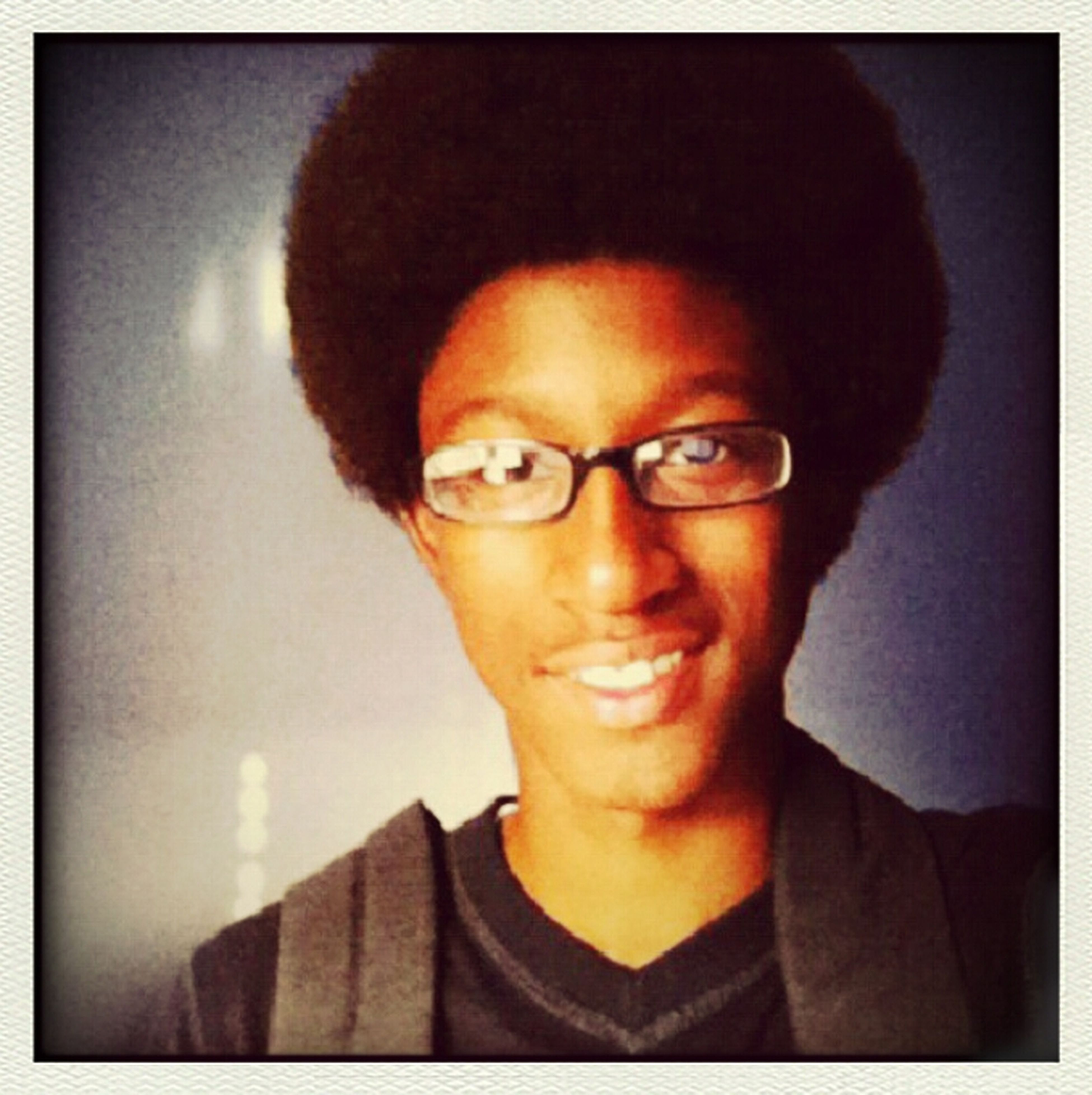My Hair Will Soon Be Like This Again. I Miss My Fro