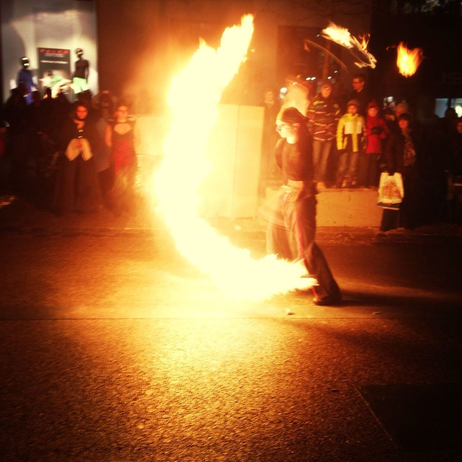 The Ring of Fire - brandgefährlich