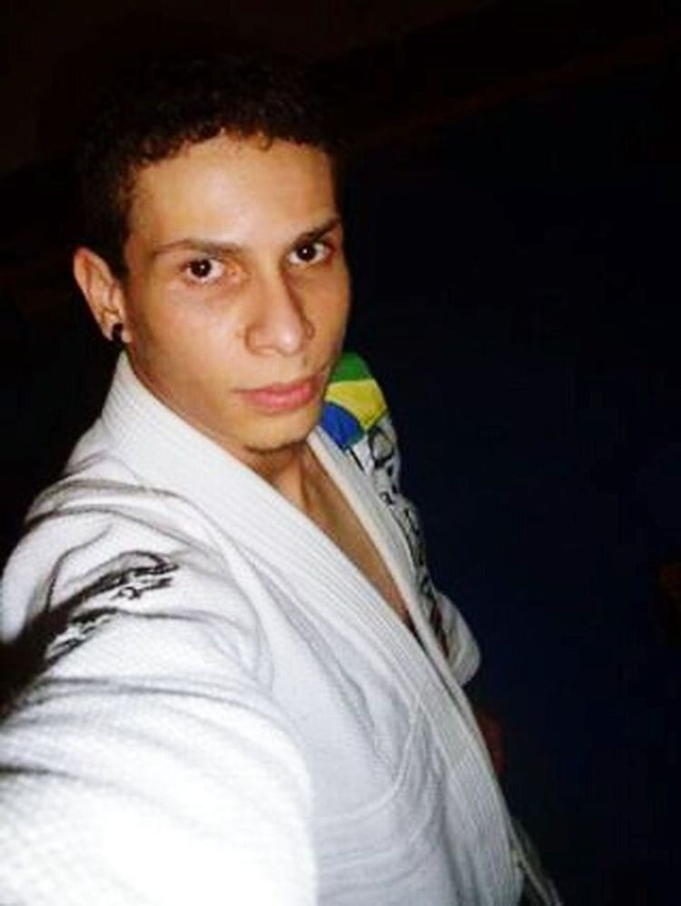Brazilian Jiu Jitsu Bjj Training Selfie ✌ Selfportrait Predador Oss TATAME Juninho Brazilianboy