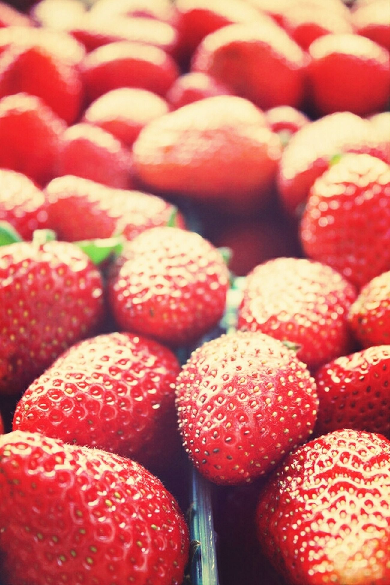 Strawberries I Want It♡ Taking Photos Boring At Home