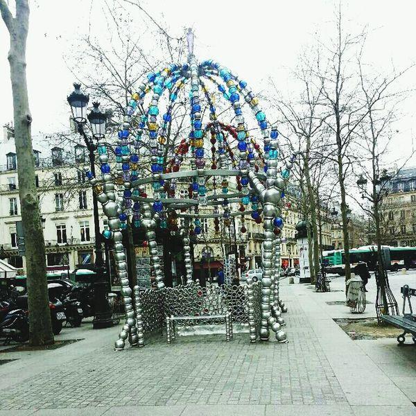 Paris Metro Art.