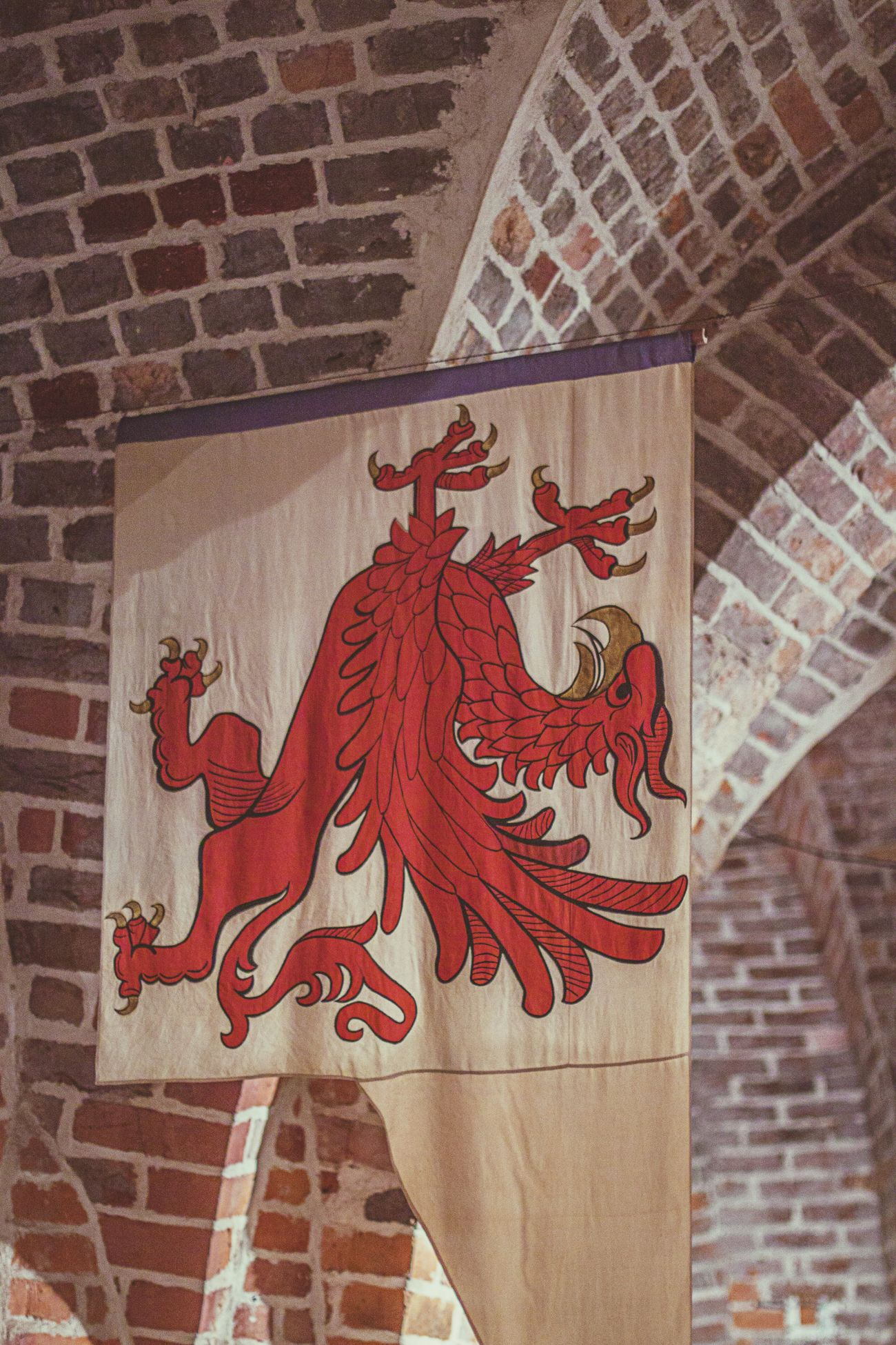 Zamek Książąt Pomorskich Pommern Szczecin Stettin Griffon Gryf