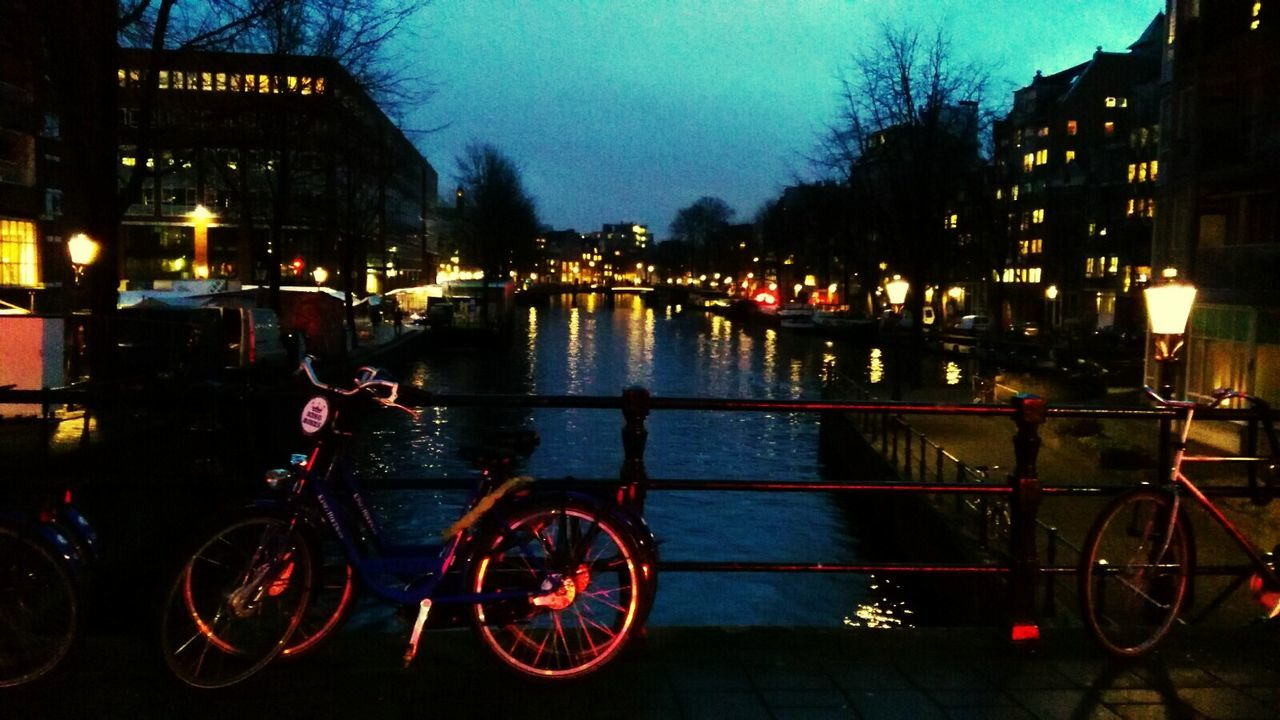 Amsterdam trip Amsterdam NightInTown Bicycle Light
